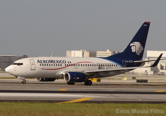 Aeromexico Reports December 2017 Traffic Results