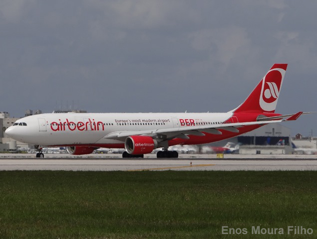 Lufthansa and German Federal Government to support restructuring of airberlin