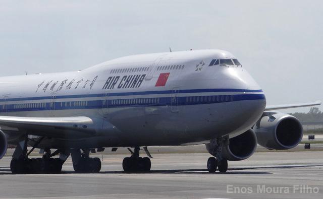 Air China lanza vuelos directos entre Beijing y Pakistán
