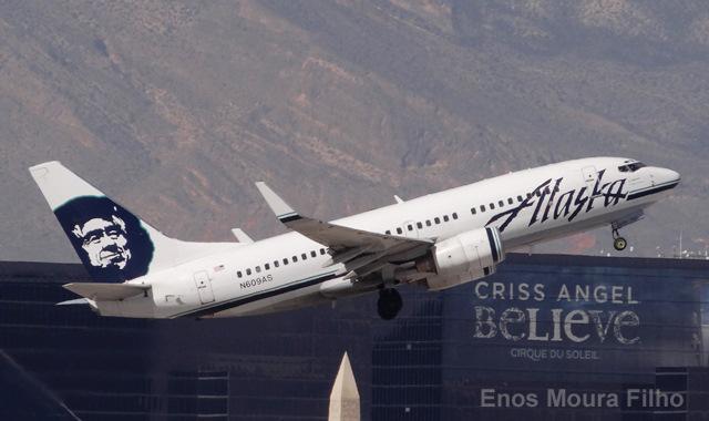 Alaska Airlines, la aerolínea que se ocupa de la Tierra