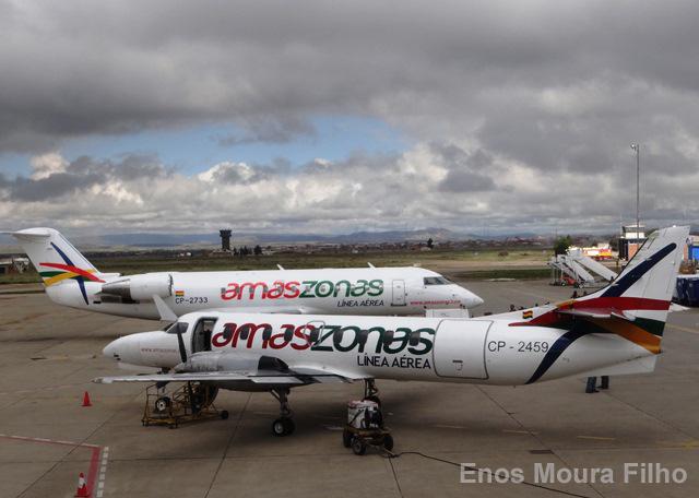 Argentina autoriza a Amaszonas a volar entre Montevideo y Buenos Aires