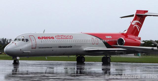 Aerolínea venezolana Aserca anuncia el cese de sus operaciones