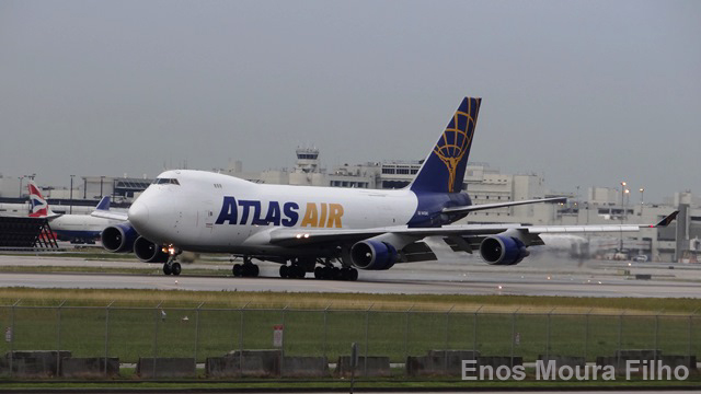 Sigue la tendencia: Atlas Air adquiere Southern Air