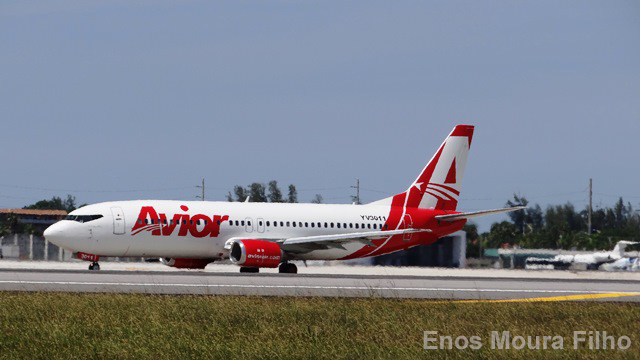 Avior Airlines incrementa su mercado