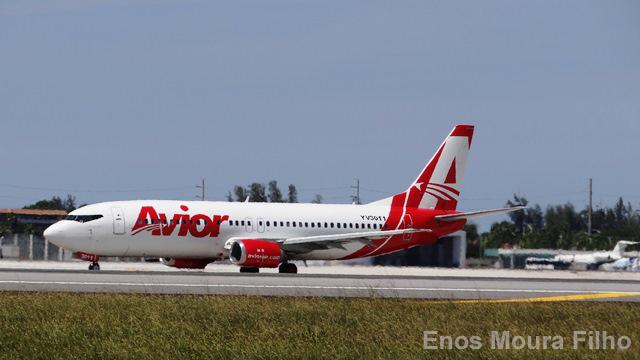Avior Airlines comenzará a volar a Lima el 3 de abril