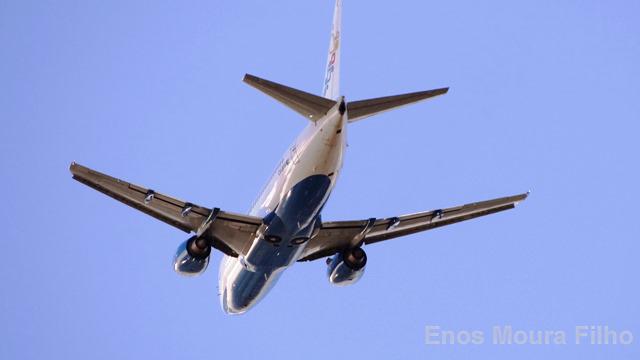 Prohíbe FAA uso del B737-500 de Bahamasair