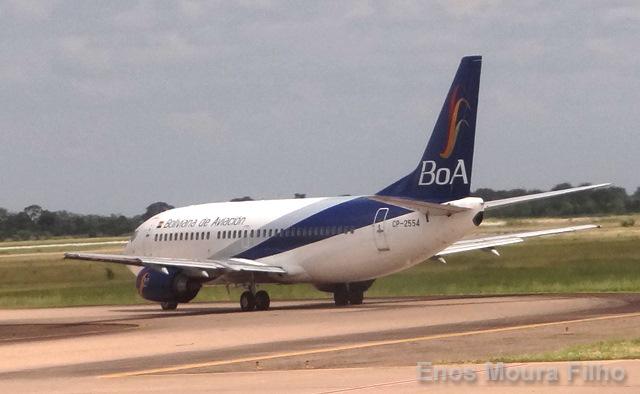 BoA habilita nueva ruta aérea Tarija- Yacuiba