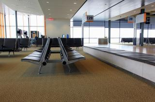 Where to Find Quiet Places at an Airport for that Conference Call