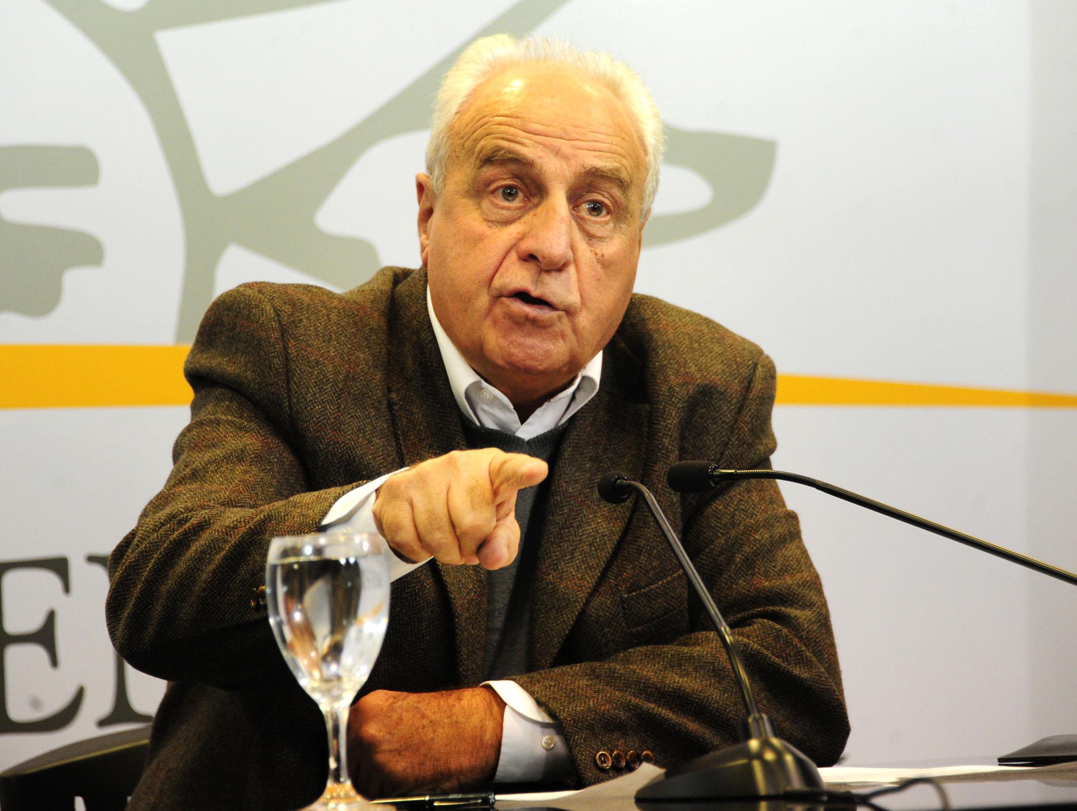 Víctor Rossi: ANP tuvo opinión favorable sobre proyecto de Buquebus