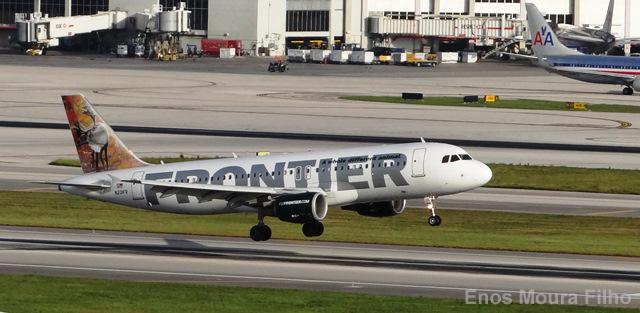 Frontier Airlines lanza servicio de MIA a ocho nuevas ciudades