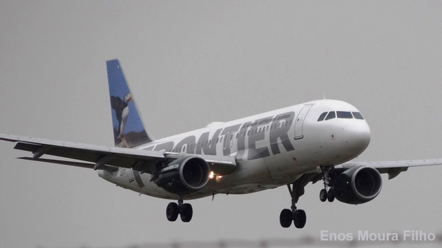 Frontier Airlines adds new routes from Orlando International Airport