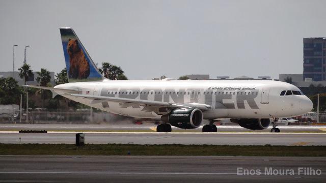 Aerolínea Frontier cuadruplicará sus vuelos a Miami este otoño
