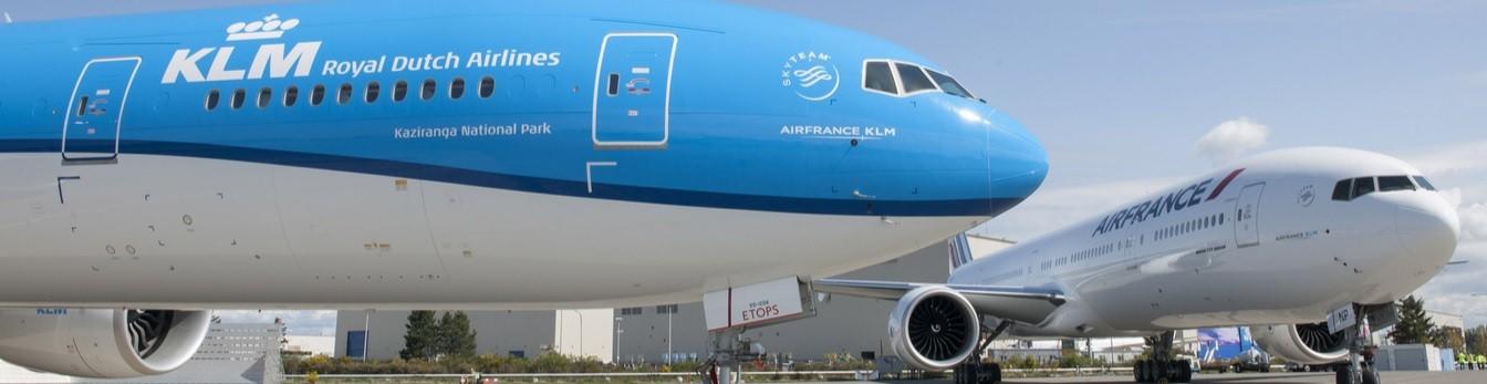 """Air France-KLM vuelve a liderar categoría """"Aerolíneas"""" en el Índice de Sostenibilidad Dow Jones"""