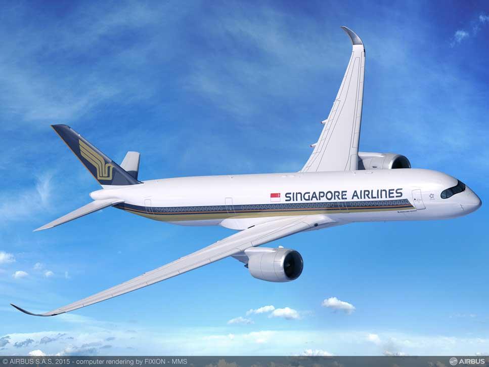 Airbus lanza una nueva versión de alcance ultralargo del A350-900