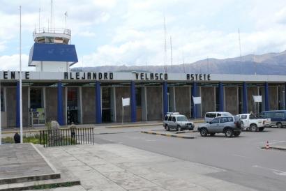 Avión de Peruvian Airlines sufre incidente en Cusco