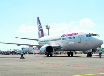 La aerolínea Air Panamá alcanzó el 39% en ocupación desde Armenia