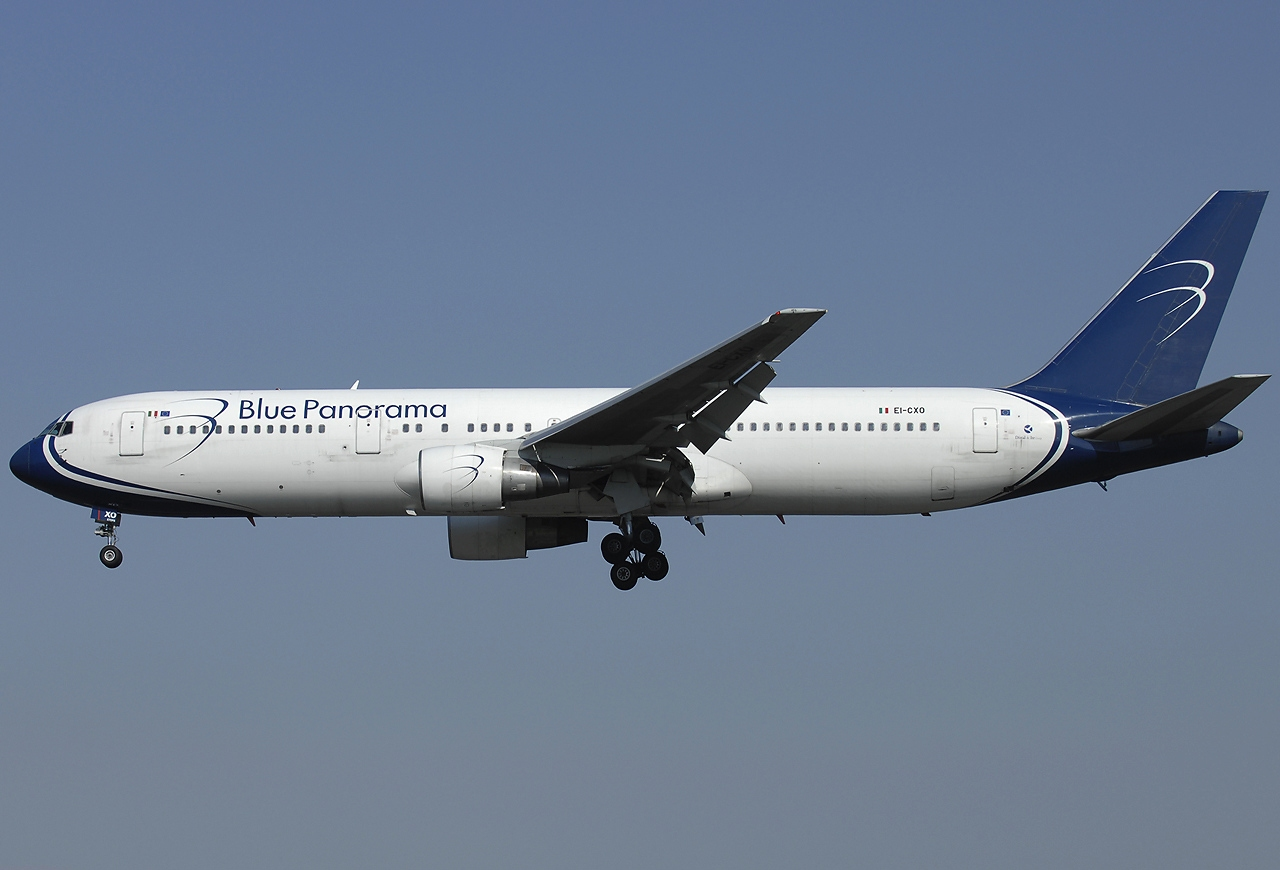 Blue Panorama abre vuelo directo entre Italia y Santo Domingo