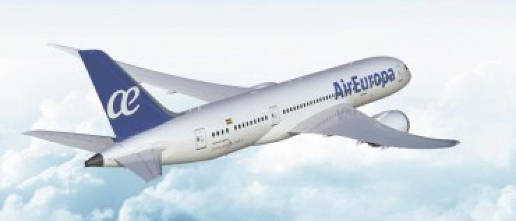 MTur confirma pedido de operação da Air Europa