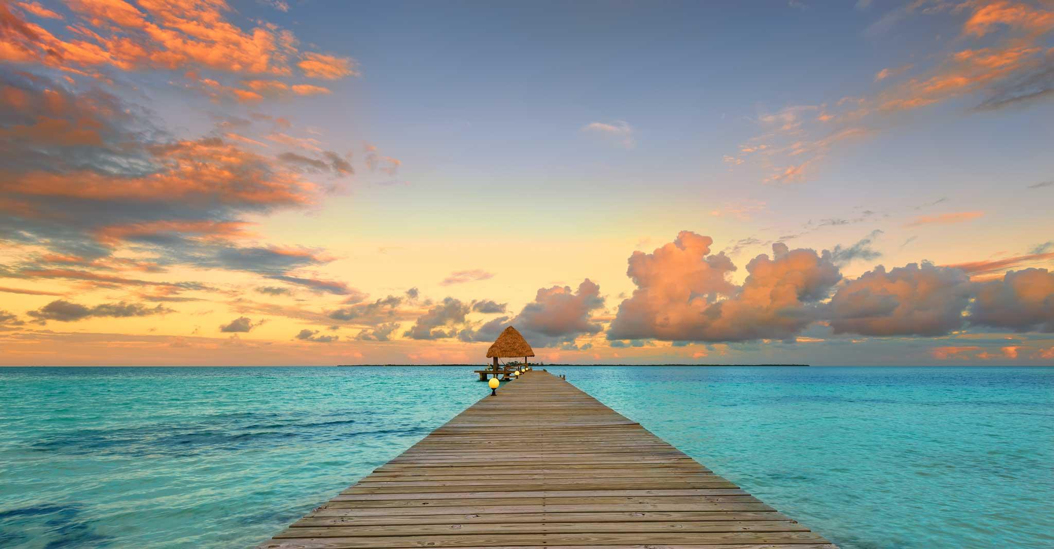 Las llegadas de turistas aumenta en Belize
