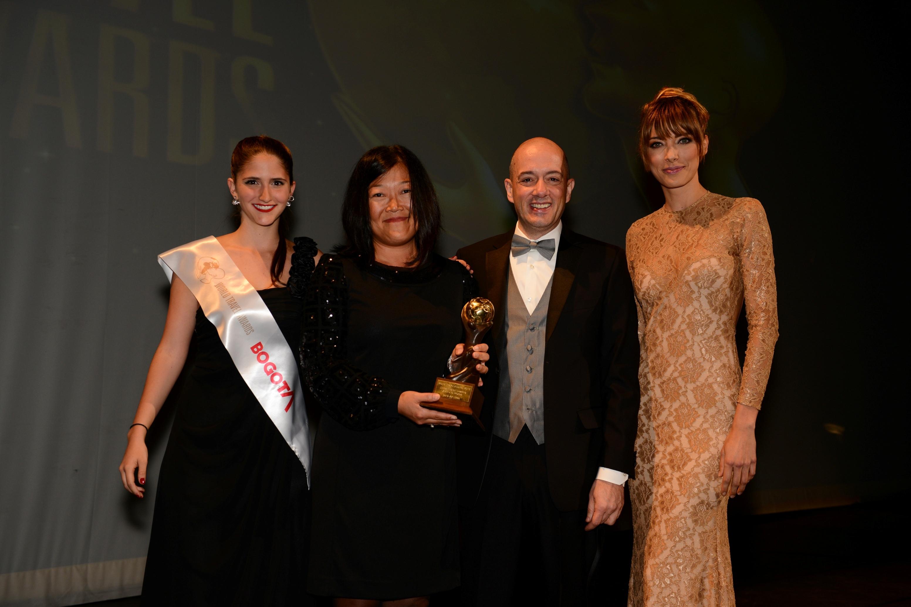 Delta fue reconocida con tres premios World Travel Awards por su servicio a América Latina