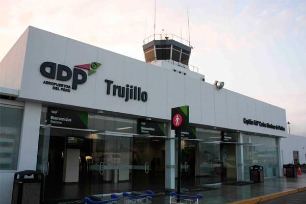 Se ejecutarán obras en Aeropuerto de Trujillo con una inversión de US$44 millones