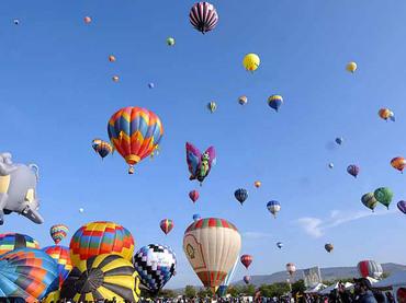 México: Festival Internacional del Globo 2015