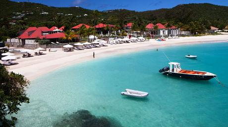 Descubra la guarida de los famosos en el Caribe