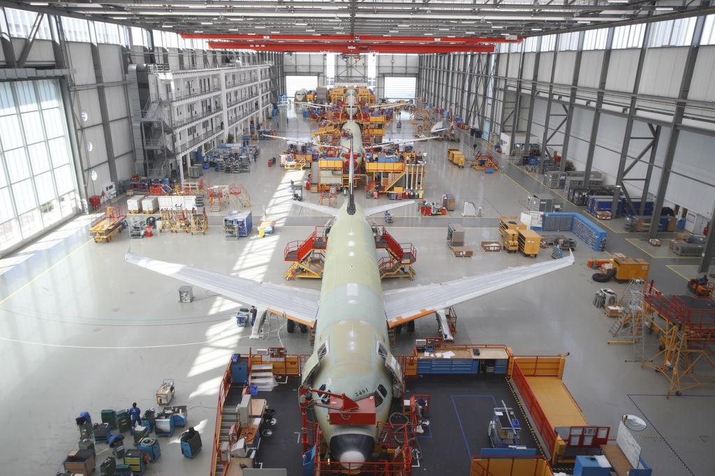 Los retos y posibilidades de la industria aérea sometidos a análisis en Alemania