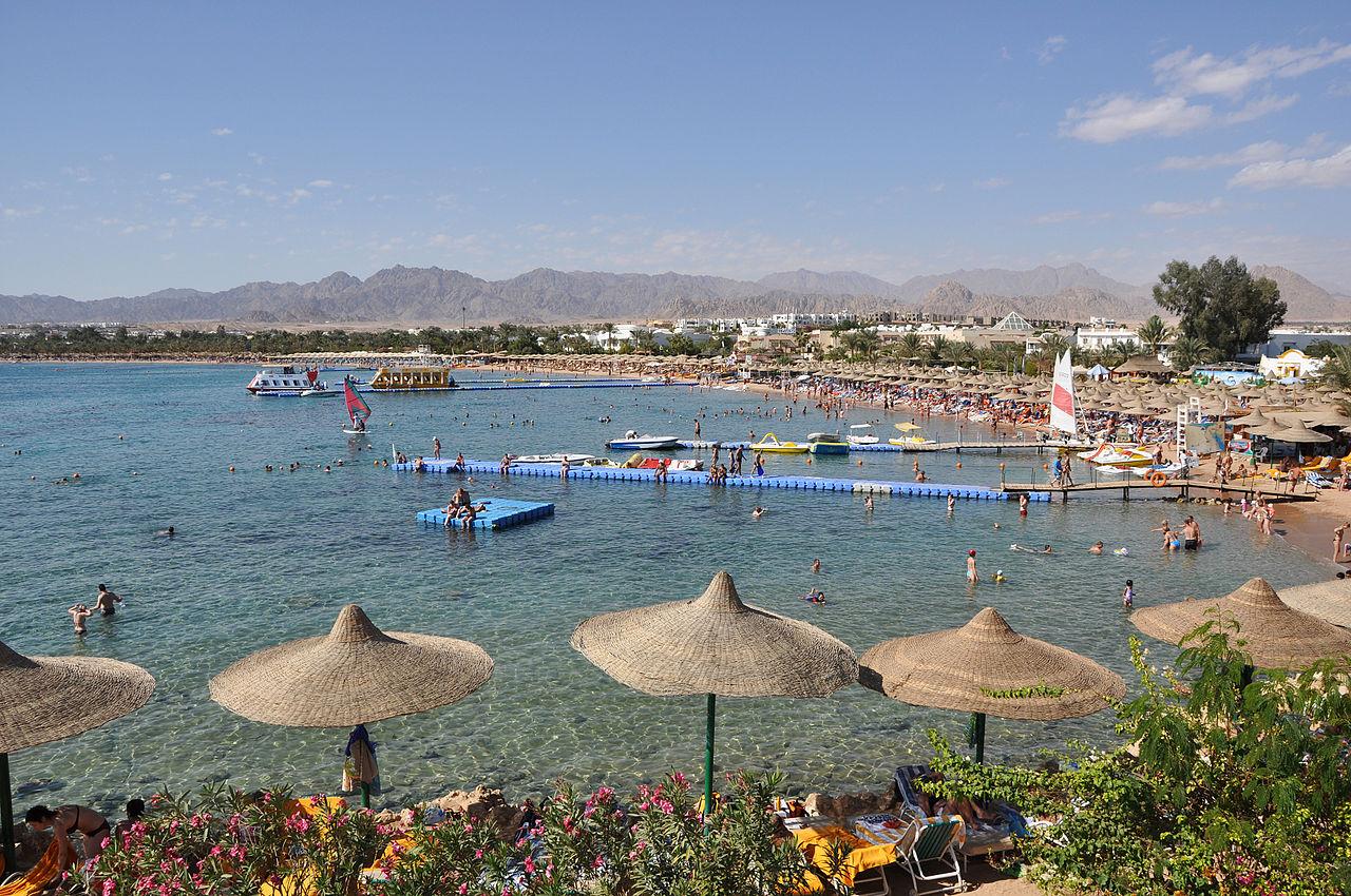 Sharm el Sheik, el paraíso de los rusos en Egipto