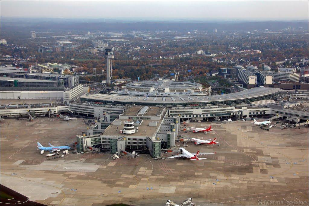 Alemania: Acciona se adjudica el 'handling' del aeropuerto de Dusseldorf
