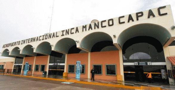 AeropuertoIncaMancoCapac