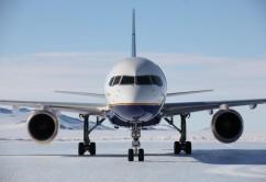 Avion-en-la-Antartida