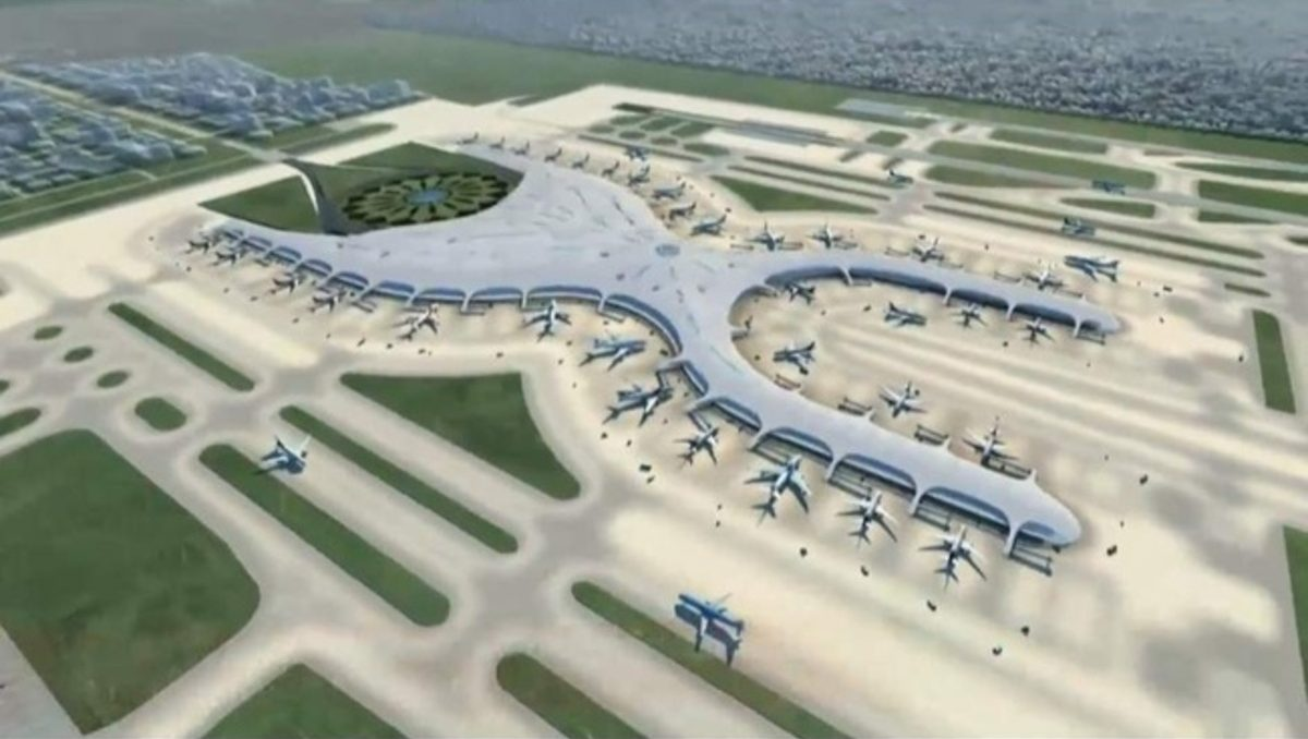 Terminal del Nuevo AICM se encarece 20% por dólar