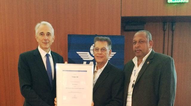 Tropic Air, primera aerolínea en obtener certificación ISSA en Latinoamérica