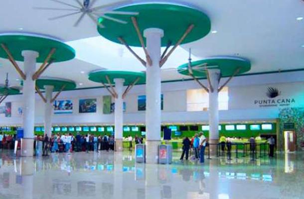 Aeropuerto Internacional Punta Cana repite liderazgo en Rep. Dominicana en puntualidad en junio 2019