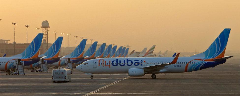 FlyDubai estudia lanzar vuelos por 125 euros de España al Golfo