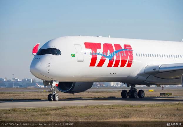 Un avión de la aerolínea TAM regresó a Madrid por una supuesta amenaza de bomba