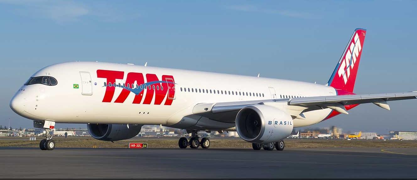 A350 XWB TAM_