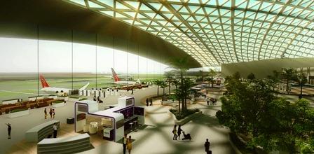 Taiwán reforma aeropuerto para recibir 100 millones de pasajeros en 2030