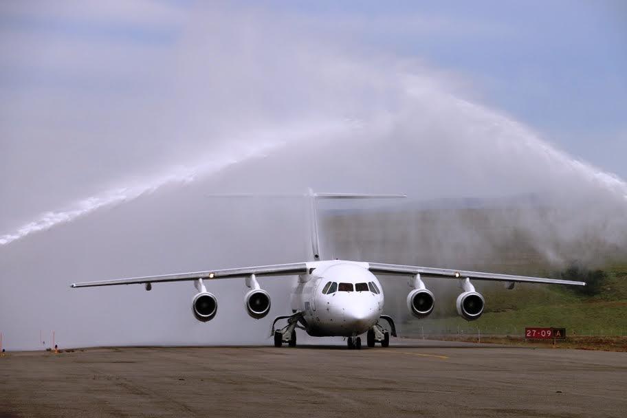 Chile: Aerovías DAP retomó ruta Punta Arenas-Balmaceda mediante subsidio estatal
