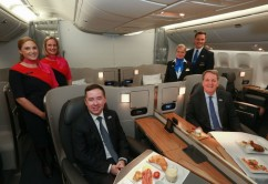 QANTAS_Alan Joyce, Qantas CEO and AA CEO Doug Parker