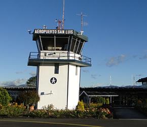 Colombia y Ecuador declararon aeródromo de Ipiales como aeropuerto binacional
