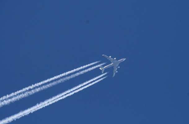 "European Parliament vote to include international flights in Europe""™s carbon market"