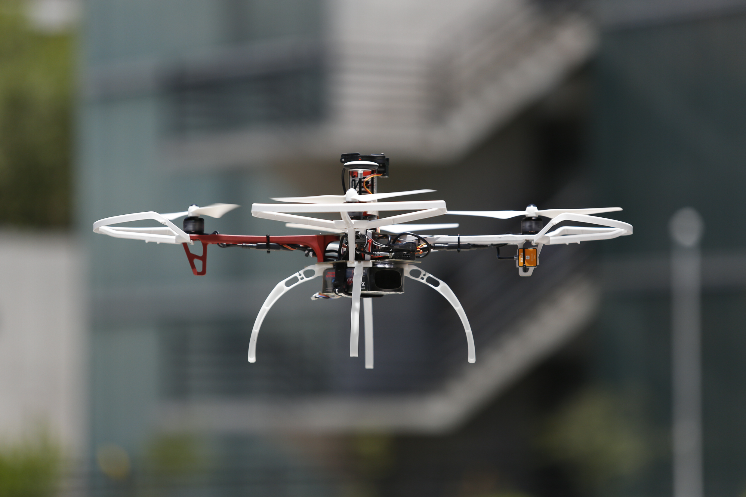 US Senate bill would allow government to track and destroy drones