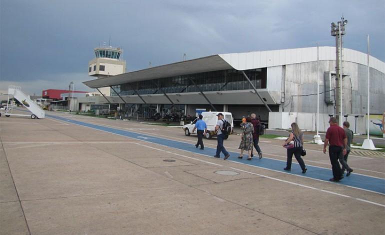 Aeroporto de Foz do Iguaçu registrou crescimento de 14% em 2018