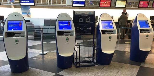 Air France – KLM lanca 765 quiosques da SITA