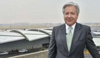 """Alfonso Sarabia: Â""""No más elefantes blancos en el sector aeroportuario"""""""