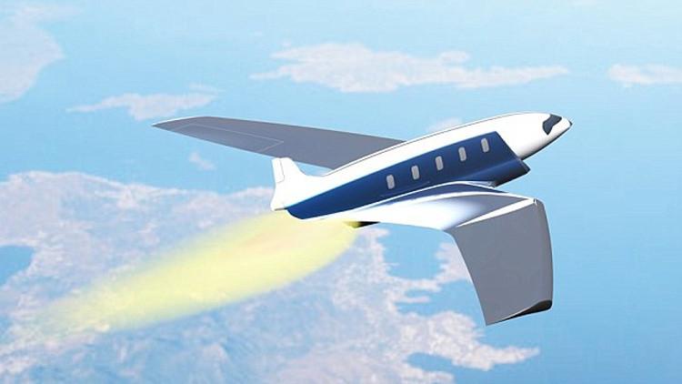 ¿Quiere dar una vuelta al mundo en menos de una hora? Un nuevo avión lo podría hacer posible