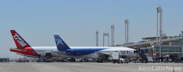 Chile: Nuevo Pudahuel reporta avance de 18% en obras de ampliación de Aeropuerto de Santiago