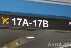 Puertas Gates Aeropuerto